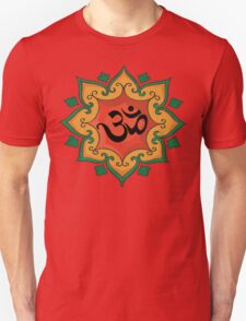 """Om"" India, Hindu, Hinduism T-Shirt T-Shirt"
