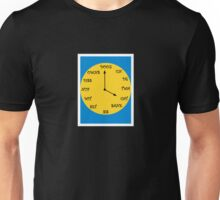 Funny French Clock Unisex T-Shirt