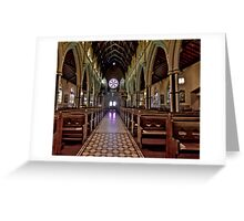 St Mary - Geelong Victoria Greeting Card