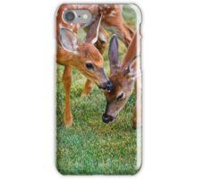 Siblings iPhone Case/Skin