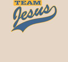 "Christian ""Team Jesus"" Womens Fitted T-Shirt"
