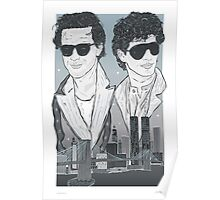 The Pope Of Greenwich Village (Sunglasses Variant) Poster