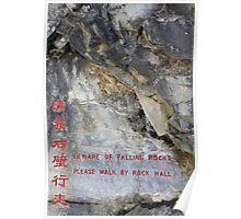 Chinese logic?? Poster