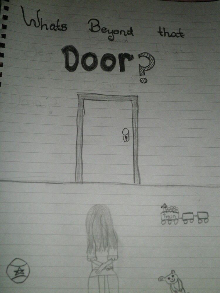 what's beyond that door by sophie7
