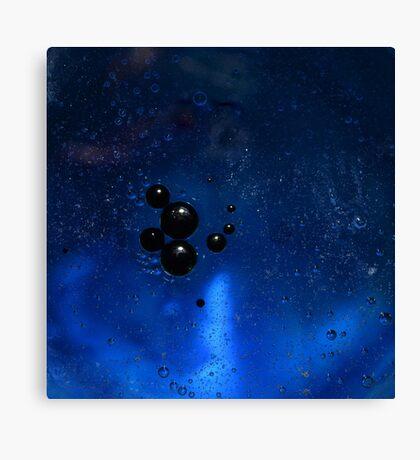 aquatic spaces Canvas Print