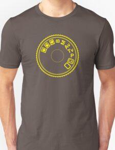 Camera Mode Dial Unisex T-Shirt