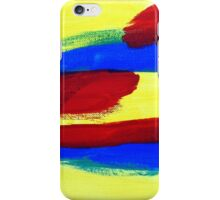 Abstract in Primary iPhone Case/Skin