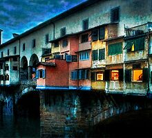 Ponte Vecchio by Tarrby