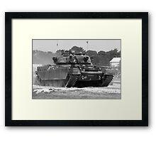 Chieftain Tank  Framed Print