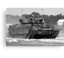 Chieftain Tank  Canvas Print