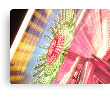 Candy coloured Metal Print
