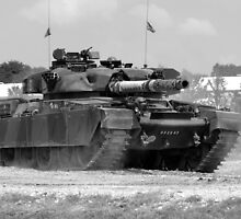 Chieftain Tank  by chris-csfotobiz