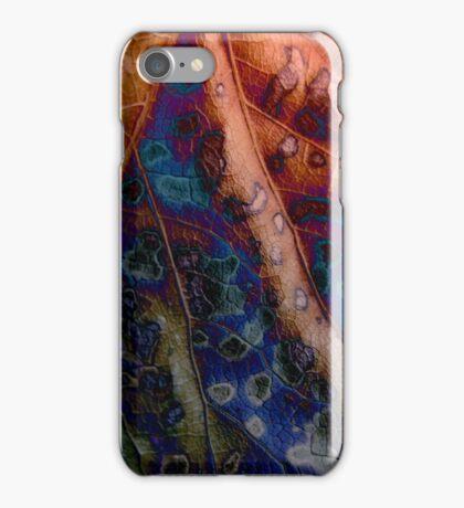 REPTILE SKIN  iPhone Case/Skin