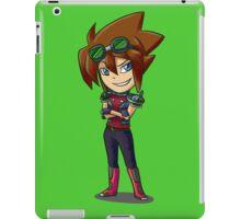 Little Valon iPad Case/Skin