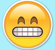 Frustrated Emoji by CTNJFLMT