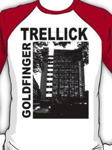 Trellick Tower, Erno Goldfinger T-Shirt