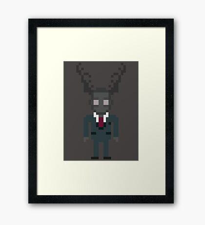 Hannibal's Wendigo Framed Print
