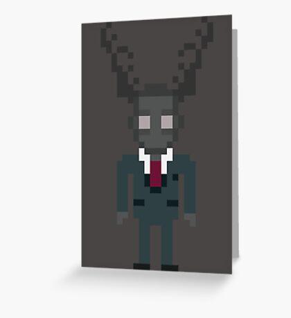 Hannibal's Wendigo Greeting Card