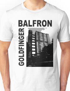 Balfron Tower, Erno Goldfinger Unisex T-Shirt