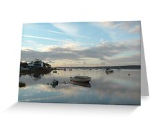Mudeford Greeting Card