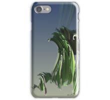 Grassy spiral iPhone Case/Skin