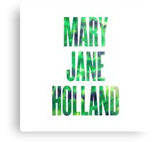 Mary Jane Holland Metal Print