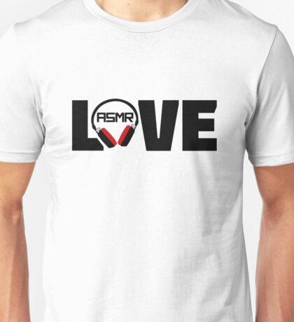 ASMR Love Unisex T-Shirt