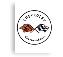 Chevrolet Corvette Canvas Print