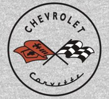 Chevrolet Corvette Kids Tee