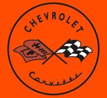 Chevrolet Corvette Kids Tee