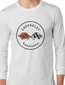 Chevrolet Corvette Long Sleeve T-Shirt