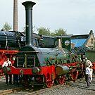 """""""Die Pfalz"""" steam locomotive, Germany by David A. L. Davies"""
