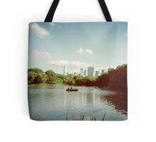 Central Park NYC - Holga Tote Bag