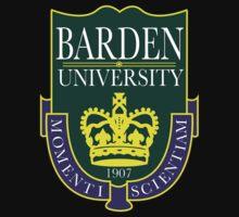 Barden University by SanneLiR