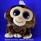 Cheeky Monkey by patjila