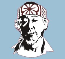 Mr Miyagi One Piece - Short Sleeve