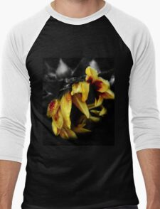 sunflower Men's Baseball ¾ T-Shirt