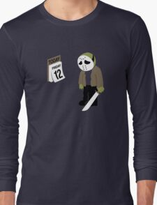 Friday the 12th Long Sleeve T-Shirt