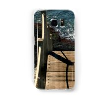 Walking the Plank Samsung Galaxy Case/Skin