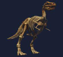 Dinosaur skeleton  Baby Tee