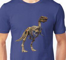 Dinosaur skeleton  Unisex T-Shirt
