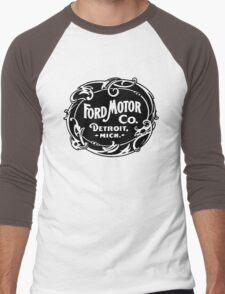Ford Men's Baseball ¾ T-Shirt