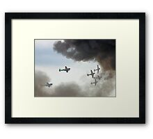 A Day Of Infamy Framed Print