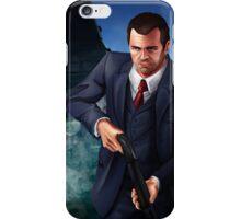 L.S.Noire Michael iPhone Case/Skin