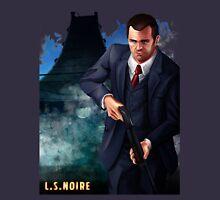 L.S.Noire Michael Mens V-Neck T-Shirt