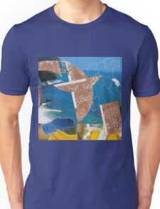 Collage Italy-Italie Inspiration Trip-Voyage by CHAUSSÉ Unisex T-Shirt