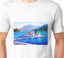 Tranquil Island Unisex T-Shirt