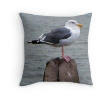 Now This Water Belongs Throw Pillow