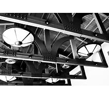 Architecture - Ceiling Detail Photographic Print