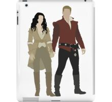 Snow White and her Prince Charming iPad Case/Skin